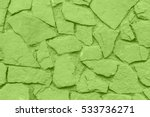 greenery pantone color of the... | Shutterstock . vector #533736271
