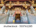 khoo kongsi temple at penang ...   Shutterstock . vector #533761285