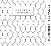 Elegant Seamless Vector Pattern.
