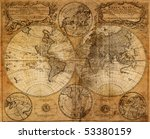 Old Map 1746