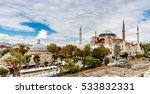 ayasofya hurrem sultan hammam... | Shutterstock . vector #533832331