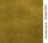 dark yellow leather texture ...   Shutterstock . vector #533837497