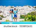 family european vacation | Shutterstock . vector #533892631