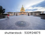 united states capitol building... | Shutterstock . vector #533924875