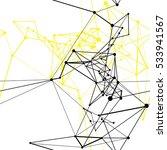 seamless geometric pattern. the ... | Shutterstock .eps vector #533941567