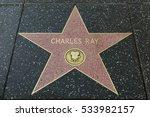 hollywood  ca   december 06 ... | Shutterstock . vector #533982157