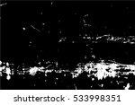 distress texture overlay.... | Shutterstock .eps vector #533998351