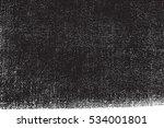 grainy overlay texture.... | Shutterstock .eps vector #534001801