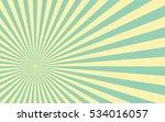 Sun Burst Background. Vintage