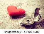 valentine day background.old...   Shutterstock . vector #534037681