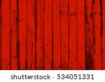 distress red  wooden planks... | Shutterstock .eps vector #534051331