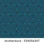 black and blue color. abstract... | Shutterstock . vector #534056347