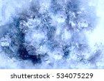 Flovers Freezed Under Ice ...