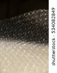 bubble wrap used for packaging... | Shutterstock . vector #534082849