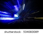 blurred abstract background ... | Shutterstock . vector #534083089