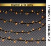 abstract creative christmas... | Shutterstock .eps vector #534088189