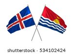 3d illustration of iceland and... | Shutterstock . vector #534102424