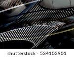 double exposure photo of modern ... | Shutterstock . vector #534102901