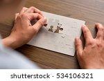 image of businesswoman... | Shutterstock . vector #534106321