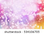 Bokeh Abstract Background From...