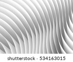 abstract blank paper sheets... | Shutterstock . vector #534163015