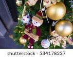 Christmas Tree Doll Decoration  ...