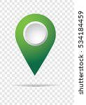 map icon | Shutterstock .eps vector #534184459