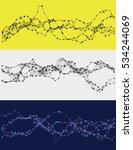 modern abstract vector... | Shutterstock .eps vector #534244069