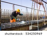 In The Construction Site  The...