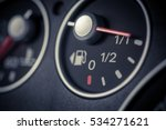 color close up image of a car's ... | Shutterstock . vector #534271621