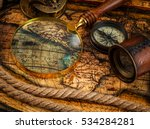 travel geography navigation... | Shutterstock . vector #534284281