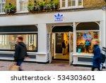 foubert's place  london  ... | Shutterstock . vector #534303601