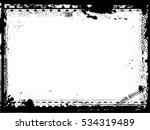 vector frame. rectangle for... | Shutterstock .eps vector #534319489