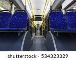 bus inside  city transportation ... | Shutterstock . vector #534323329