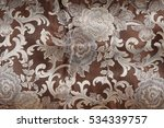 furniture textile texture | Shutterstock . vector #534339757