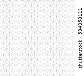 honeycomb pattern reapting...   Shutterstock .eps vector #534358111