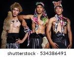 bangkok  thailand   december 9  ... | Shutterstock . vector #534386491