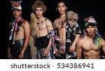 bangkok  thailand   december 9  ...   Shutterstock . vector #534386941