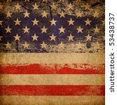 Grunge American Patriotic Theme ...