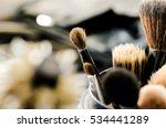 make up set  professional...   Shutterstock . vector #534441289