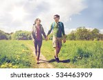 travel  hiking  backpacking ... | Shutterstock . vector #534463909
