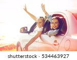 summer vacation  holidays ... | Shutterstock . vector #534463927