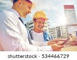 business  building  teamwork ... | Shutterstock . vector #534466729