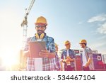 business  building  industry ... | Shutterstock . vector #534467104