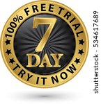 7 day free trial try it now...