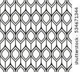 seamless geometric pattern....   Shutterstock .eps vector #534671344