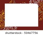 frame | Shutterstock .eps vector #53467756