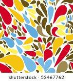 bright dpops seamless... | Shutterstock .eps vector #53467762