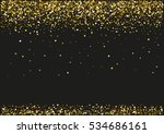 abstract background with flying ... | Shutterstock .eps vector #534686161