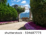 ravello view of the amalfi... | Shutterstock . vector #534687775